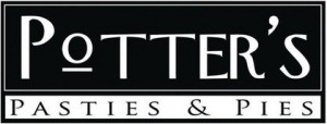 Potters Pasties logo