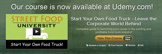 Food Truck Business Video Course