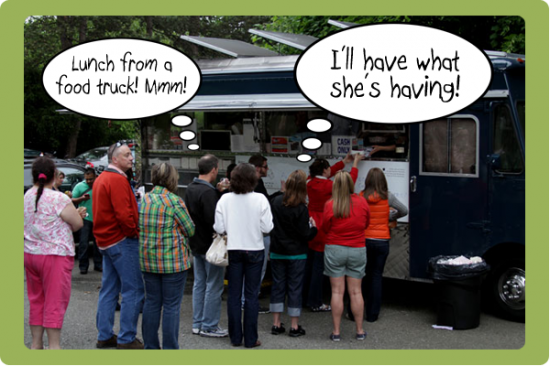 Minneapolis Food Trucks comic 1